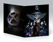Школьная тетрадь X-Men