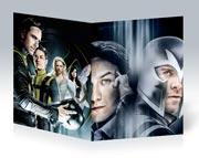 Купить школьные тетради X-Men