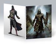Купить общие тетради Assassin's Creed
