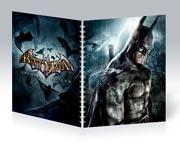 Общая тетрадь Batman