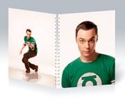 Общая тетрадь по аниме/манге Big Bang Theory