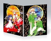 Купить общие тетради Card Captor Sakura