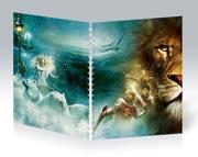 Купить общие тетради Chronicles of Narnia