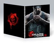 Купить общие тетради Gears of War