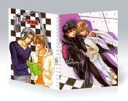 Общая тетрадь по аниме/манге Kisaragi Hirotaka Art