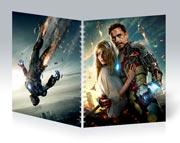 Общая тетрадь Iron Man