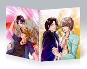 Купить общие тетради Makoto Tateno Art