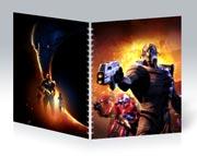 Купить общие тетради Mass Effect