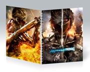 Купить общие тетради Metal Gear Solid