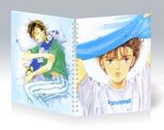 Купить общие тетради Minako Narita art