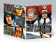 Купить общие тетради One Piece