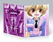 Общая тетрадь Ouran High School Host Club