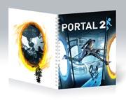 Общая тетрадь Portal