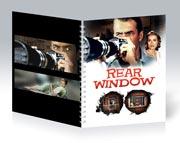 Купить общие тетради Rear Window