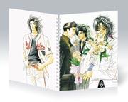 Купить общие тетради Reiichi Hiiro Art