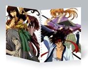 Общая тетрадь по аниме/манге Rurouni Kenshin
