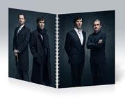 Общая тетрадь по аниме/манге Sherlock BBC