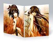 Купить общие тетради Hakuoki: Shinsengumi Kitan