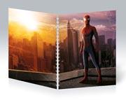 Общая тетрадь Spider-man