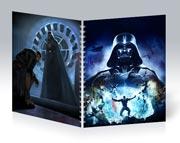 Общая тетрадь Star Wars