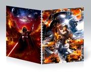 Купить общие тетради Star Wars
