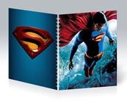 Купить общие тетради Superman