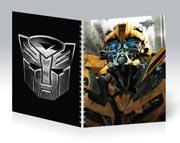 Купить общие тетради Transformers