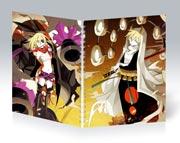 Купить общие тетради Vocaloid