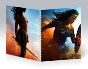 Купить общие тетради Wonder Woman