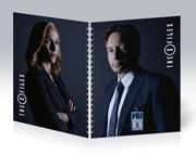 Общая тетрадь X-Files