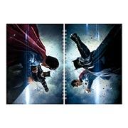 Купить лекционные тетради Batman v Superman: Dawn of Justice