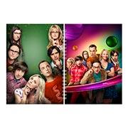 Лекционная тетрадь Big Bang Theory