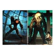 Купить лекционные тетради Bioshock