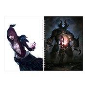 Купить лекционные тетради Dragon Age