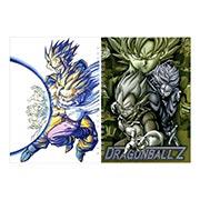 Лекционная тетрадь Dragon Ball Z