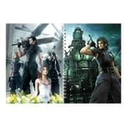 Лекционная тетрадь Final Fantasy