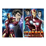 Лекционная тетрадь Iron Man