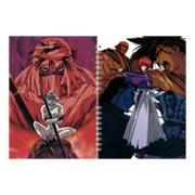 Купить лекционные тетради Rurouni Kenshin