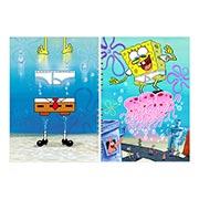Купить лекционные тетради SpongeBob Squarepants