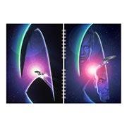 Купить лекционные тетради Star Trek