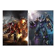 Купить лекционные тетради Transformers