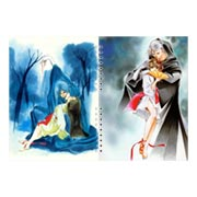 Купить лекционные тетради Vampire Princess Miyu