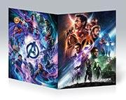 Купить школьные дневники Avengers