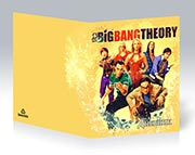 Купить школьные дневники Big Bang Theory