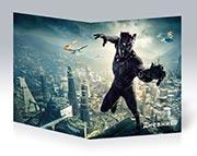 Купить школьные дневники Black Panther