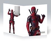 Купить школьные дневники Deadpool