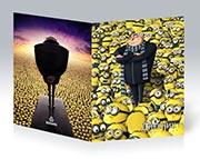 Купить школьные дневники Despicable Me / Minions