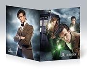 Школьный дневник Doctor Who