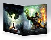 Купить школьные дневники Dragon Age