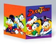 Школьный дневник по аниме/манге Duck Tales